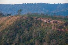 Krajobrazowy Halny tło Obrazy Royalty Free