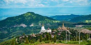 Krajobrazowy halny Thailand Obraz Royalty Free