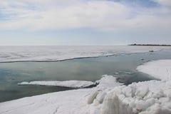 Krajobrazowy jezioro zdjęcia royalty free