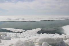 Krajobrazowy jezioro zdjęcia stock