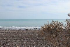 Krajobrazowy jezioro obraz royalty free