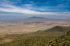 Krajobrazowy Kenja Obrazy Stock