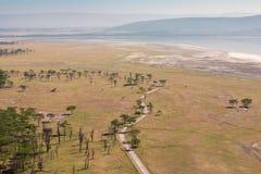 Krajobrazowy Kenja Zdjęcie Stock