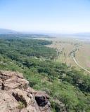 Krajobrazowy Kenja Zdjęcia Stock