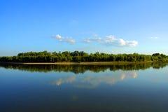 krajobrazowy lato Obrazy Stock