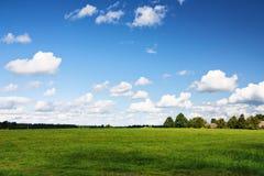 krajobrazowy lato Obraz Royalty Free