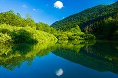 krajobrazowy lato Obraz Stock