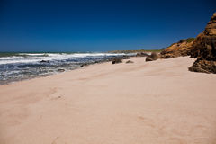krajobrazowy linia brzegowa ocean Obraz Royalty Free