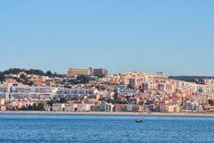krajobrazowy Lisboa Zdjęcie Royalty Free