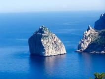 krajobrazowy Mallorca Obrazy Stock