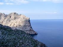 krajobrazowy Mallorca Zdjęcia Royalty Free