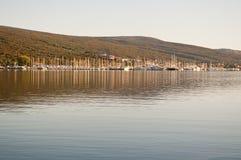 krajobrazowy marina Obrazy Stock