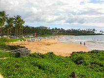 krajobrazowy Maui fotografia royalty free