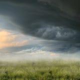 krajobrazowy mglisty Obraz Stock