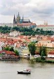 krajobrazowy miasteczko Obrazy Stock