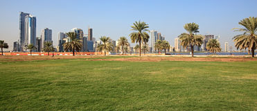 krajobrazowy miastowy Obrazy Stock