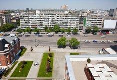 krajobrazowy miastowy Obrazy Royalty Free