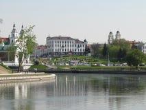 krajobrazowy miastowy Zdjęcie Stock