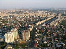krajobrazowy miastowy Obraz Stock