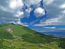 krajobrazowy ming halny Yang Fotografia Stock