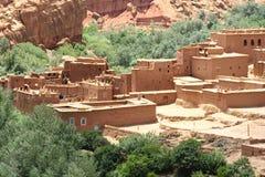 krajobrazowy moroccan Fotografia Stock