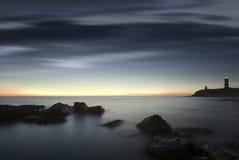 krajobrazowy morze Fotografia Royalty Free