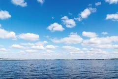 krajobrazowy morze Fotografia Stock