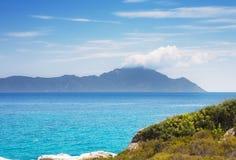 krajobrazowy morze Obraz Royalty Free