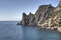 krajobrazowy morze obrazy stock