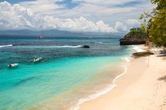 krajobrazowy morze Zdjęcia Royalty Free