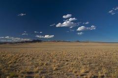 krajobrazowy Nevada Zdjęcia Royalty Free
