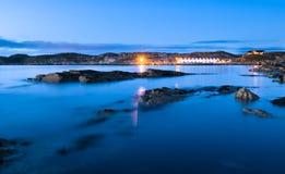 krajobrazowy Norway Zdjęcia Royalty Free