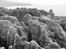 krajobrazowy nowy Zealand Fotografia Royalty Free