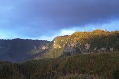 krajobrazowy nowy Zealand Zdjęcie Royalty Free