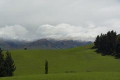 krajobrazowy nowy Zealand Zdjęcia Royalty Free
