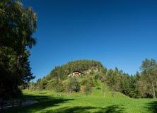 Krajobrazowy ochrona terenu Achstà ¼ rze Jeziorny Piburger Widzii, Tirol natury stare prezerwy Zdjęcie Royalty Free