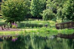 Krajobrazowy Północny VA Regionalności Park Obraz Royalty Free
