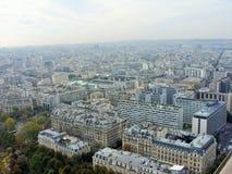 krajobrazowy Paris Obraz Royalty Free