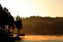 Krajobrazowy piękny Obrazy Royalty Free