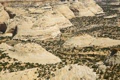krajobrazowy południowy Utah obraz stock