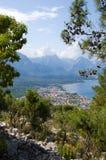 krajobrazowy południowy Zdjęcie Royalty Free