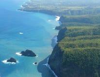 krajobrazowy powulkaniczny obraz stock
