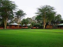 Krajobrazowy projekt w Afric Zdjęcie Royalty Free