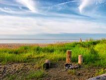 krajobrazowy ranek Fotografia Stock
