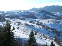krajobrazowy Romania Zdjęcia Stock