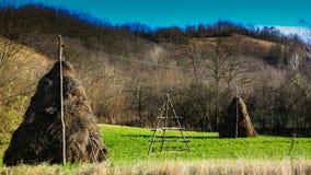 krajobrazowy Romania Obrazy Stock