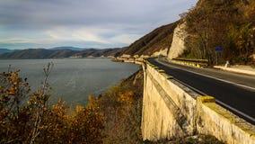 krajobrazowy Romania Fotografia Royalty Free
