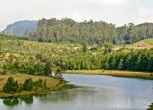 krajobrazowy rzeczny sceniczny Zdjęcie Royalty Free