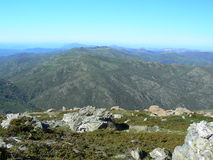 krajobrazowy Sardinia Zdjęcia Royalty Free