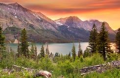 krajobrazowy sceniczny Obrazy Royalty Free